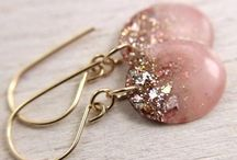 Resin jewelry ideas