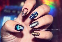 Nail art / by Kelly Tobin