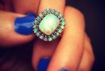 Vintage rings  / by Shy Vires