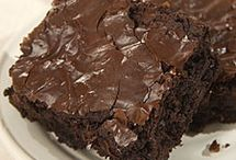 COOKIES Brownies Chocolate / by Debi Blake