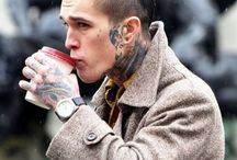Coat for men / Male winter fashion