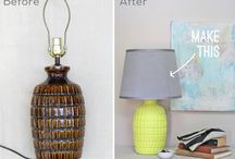 Home DIY Projects / Easy Home DIY Projects