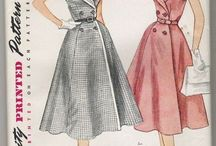 #Throwback #Sewing #Flashback / We love embracing the good ol' days in #sewing, #fashion, and more.