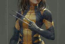 Wolverine/X-23