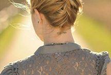Прически (hairstyles)