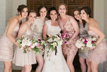 Bridesmaids / Bridal Party/ Weddings/ Bridesmaids Dresses/ Bridal Attire/ Bridal Photography