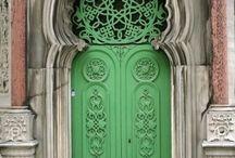 DAMN THOSE DOORS