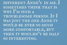 { Anne Quotes }