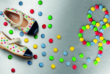Florens Spring/Summer 2015 Shoes Collection / New Collection for Spring Summer 2015 of Florens Shoes.  Fashion with the wow factor, extravagant accessories introduce colour into everyday life.