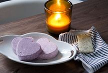 Homemade Soaps, Spa and Candles / A collection of DIY, tutorials and how to make your own soaps, candles and spa treatments. Great for gifts and girls' day!