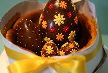 ovos  de pascoa