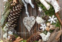 Weihnachten Natur
