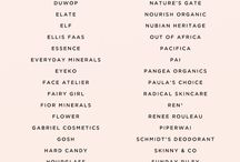 Cruelty Free makeup and skin care brands