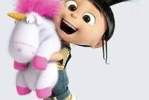 Agnes unicornio
