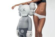 Art Toys / by Jeff Bazak