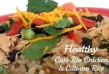 Mexican Food and Salsas