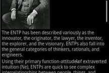 Entp / Personality type
