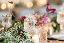 Wedding Details + Venders / Wonderful wedding day details and venders, from floral inspiration to venues you'll swoon for!