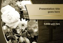 Funeral PowerPoint Templates