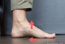 Oefeninge voete