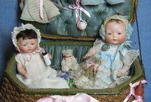 pour mes petits poupons et poupées
