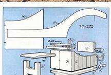 wooden toy truckplans