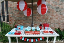 Party Ideas / by MaryAnn Schroeder