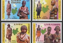 New stamps issue released by STAMPERIJA | No. 401 / ETHIOPIA 05 2014 - CODE: ETH14101A - ETH14102A