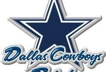 Dallas cowboys / by Sonia Benavides