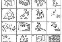 kids crafts and Education  / by Jenny Myers
