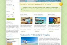 Joomla Templates - 2012 / All the IceTheme Premium Templates released in 2012.