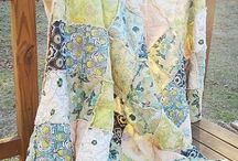 Quilts: Rag Quilt / by Whitney Omer