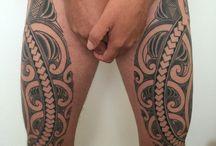 Maori / Eigen werk