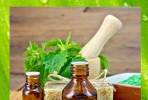Aromaterapi for kvinner / Bruk litt tid på egenpleie og trivsel og fyll hjemmet med god lukt og god mat.