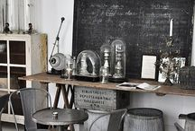 Cool New Decor Vintage Appeal / by Jane Faraco