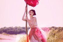 * mood board - pink *