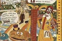 McDonalds / by Danette Dailer