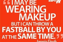 Softball words