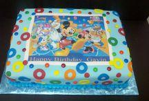 oooh so sweet bakery specially made birthday cake