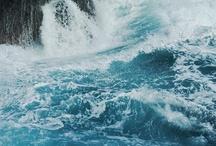 Beach sea &Waves