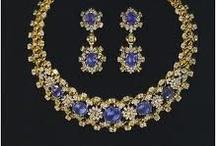 Ékszerek - Kék / Jewels - Blue