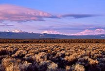 Oregon Mountains / Oregon's beautiful Cascade Mountains