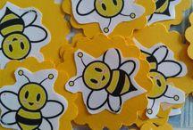 Festa a tema api