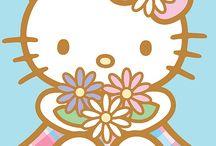 Hello Kitty - My little Cat / Amo Hello Kitty