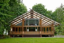 Mt. Baker Cabin Ideas / by Jon Jenkins