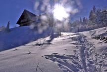 W Strone Natury / travel family mountains sport ski