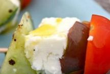 Grown up party food / by Kristie Innes