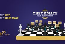 Checkmate your competitors / Be the king & take the right move
