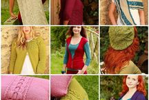Knitting - Pattern Books / Books with gorgeous patterns!
