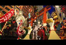 PAPRIKA / Film graphique japonais